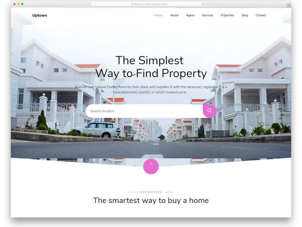 free-real-estate-website-templates-featured-image