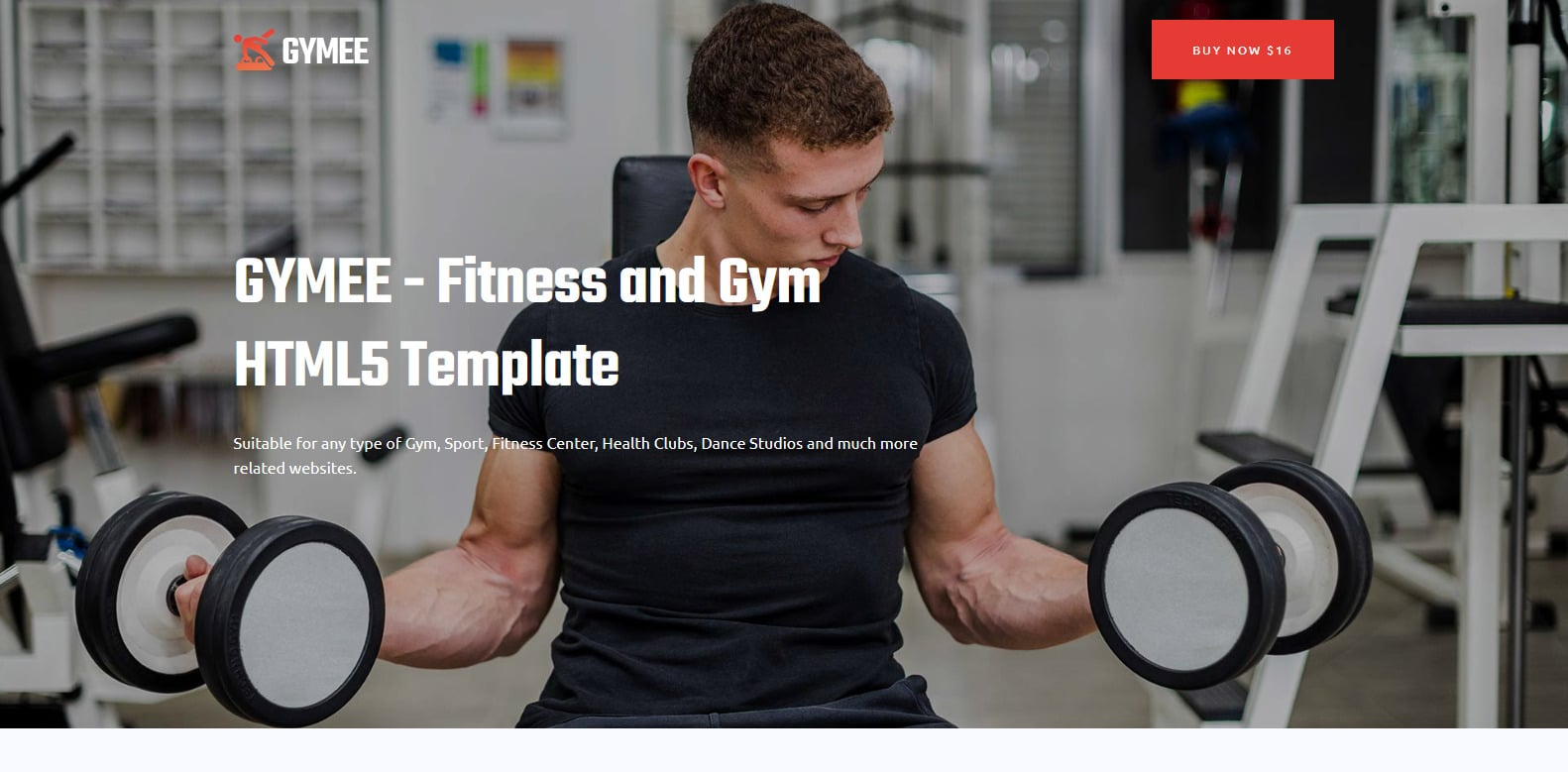 gymee-gym-website-templates