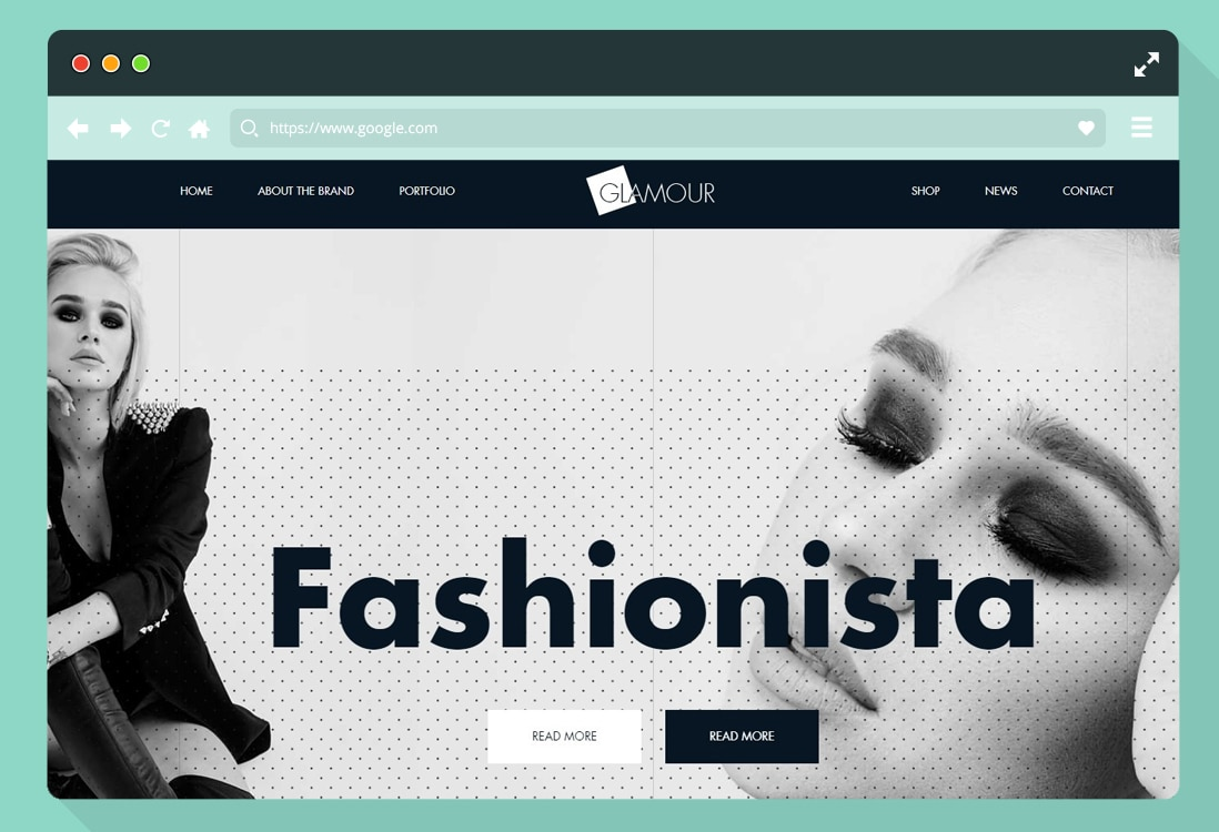 shop-website-templates