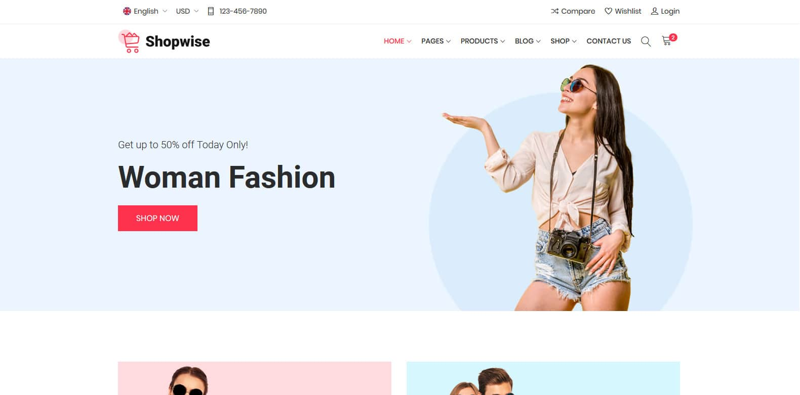 shop-wise-ecommerce-website-template