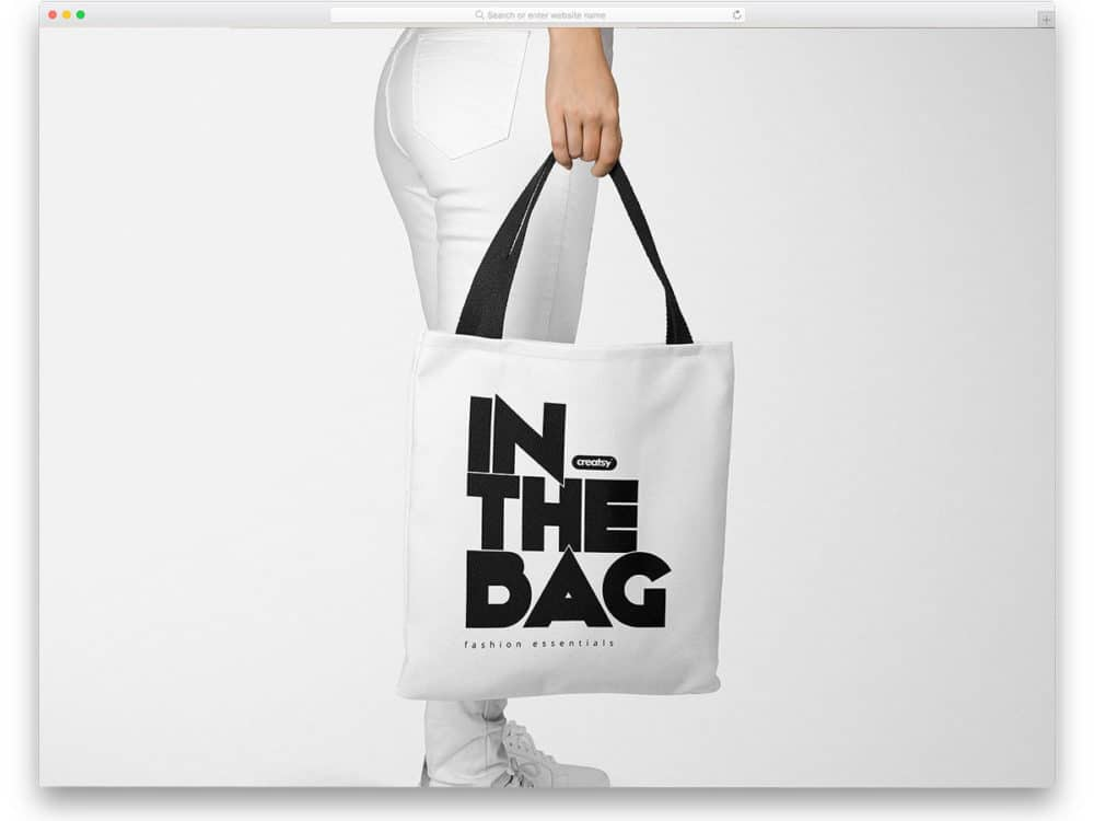 30 Tote Bag Mockups For Designers And Small Store Owners Uicookies