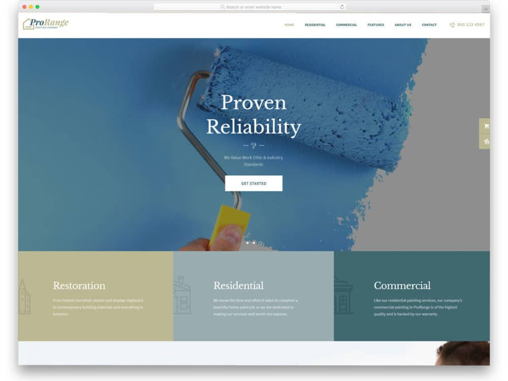 wordpress-themes-for-painters-featured-image
