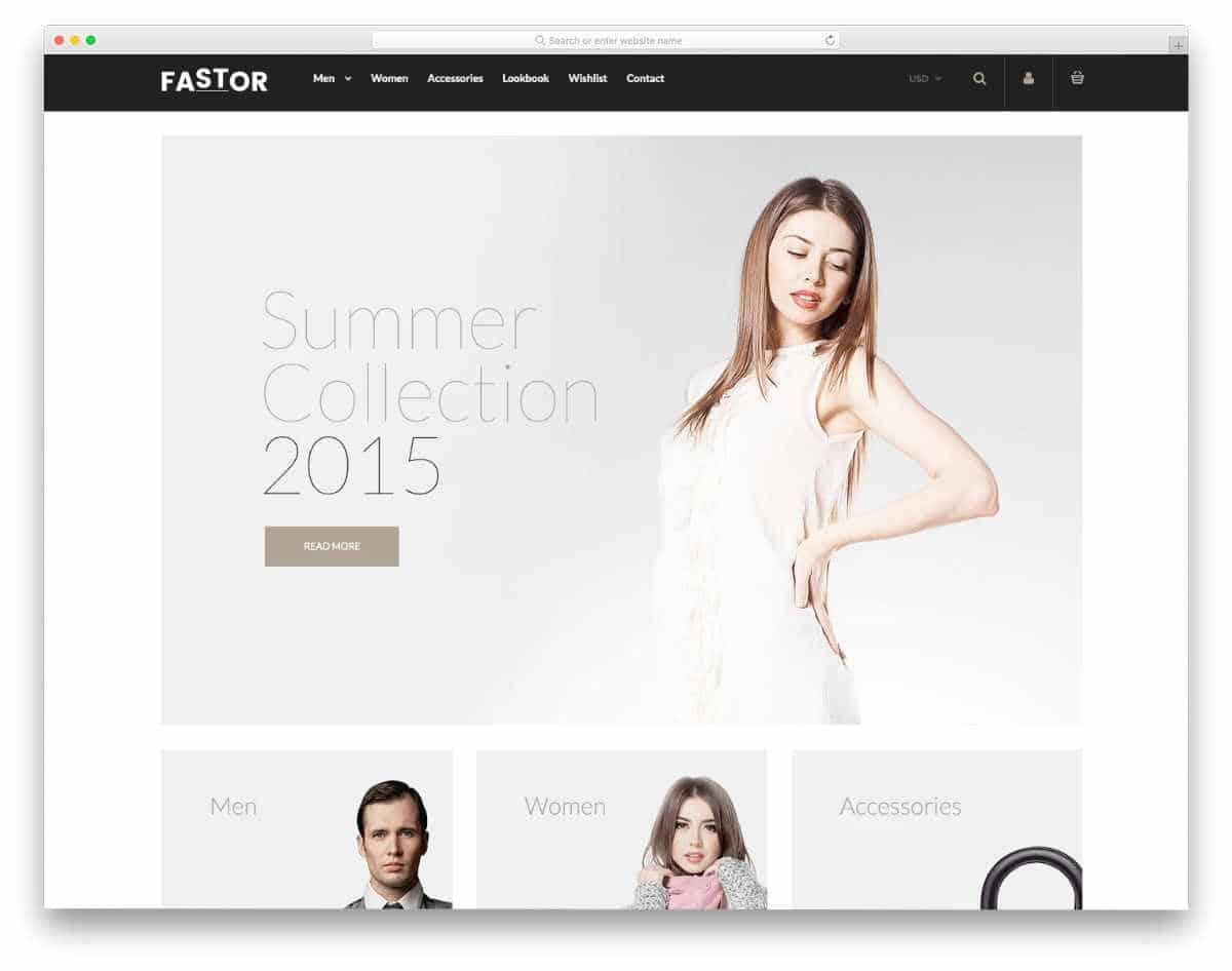 shopify apparel themes