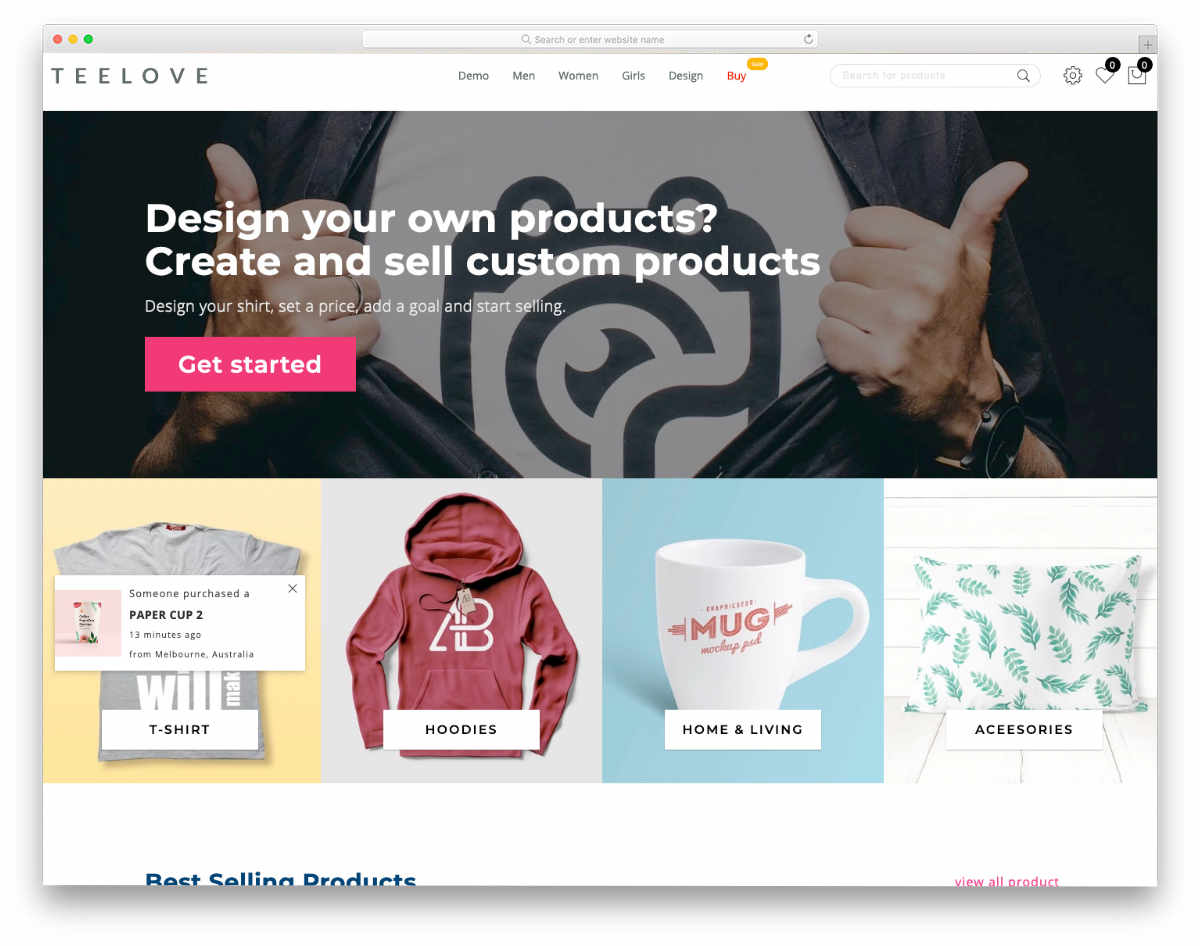 Shopify Bootstrap Themes for all stores