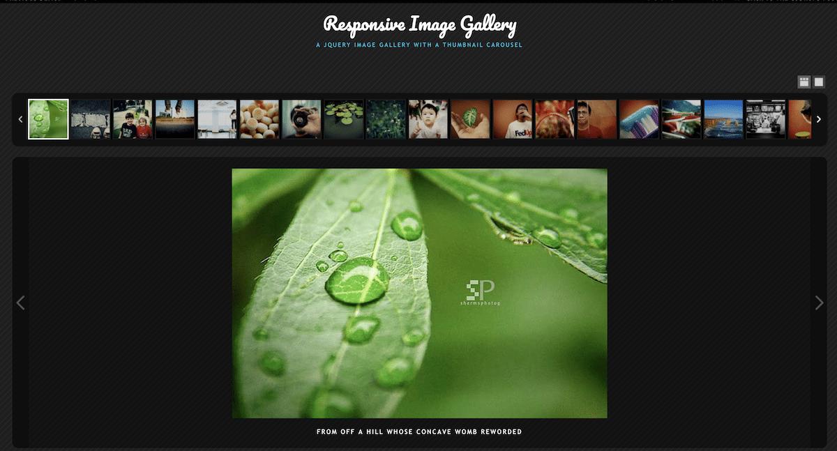 interactive gallery design