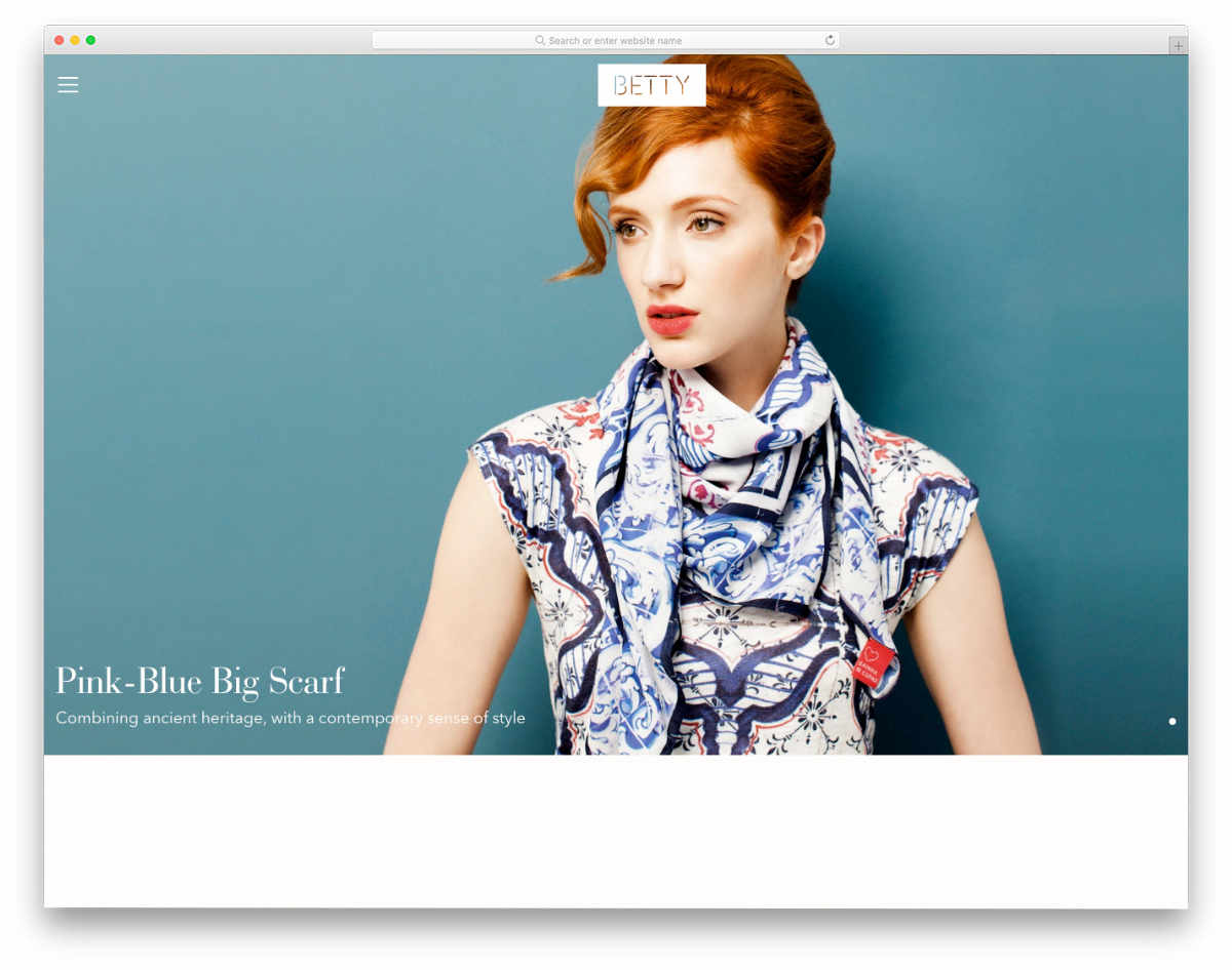 shopify theme to elegantly showcase your products
