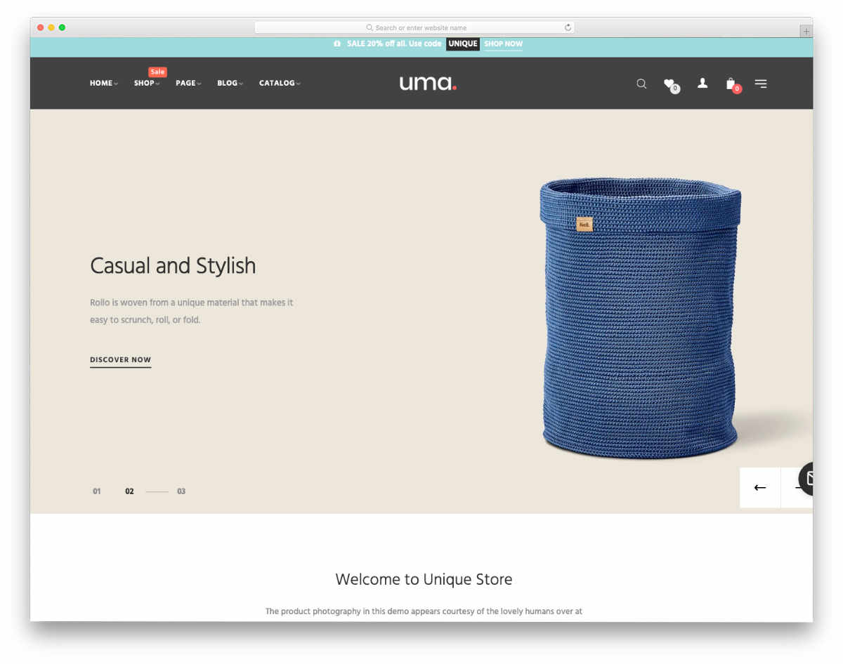 minimal Shopify themes with multiple demos