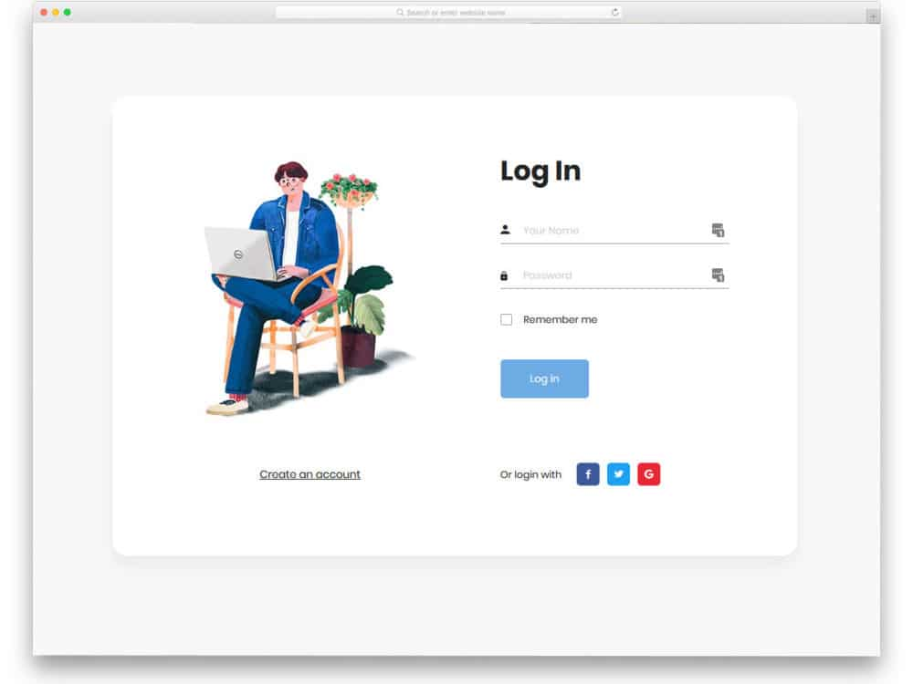 bootstrap-login-form-featured-image
