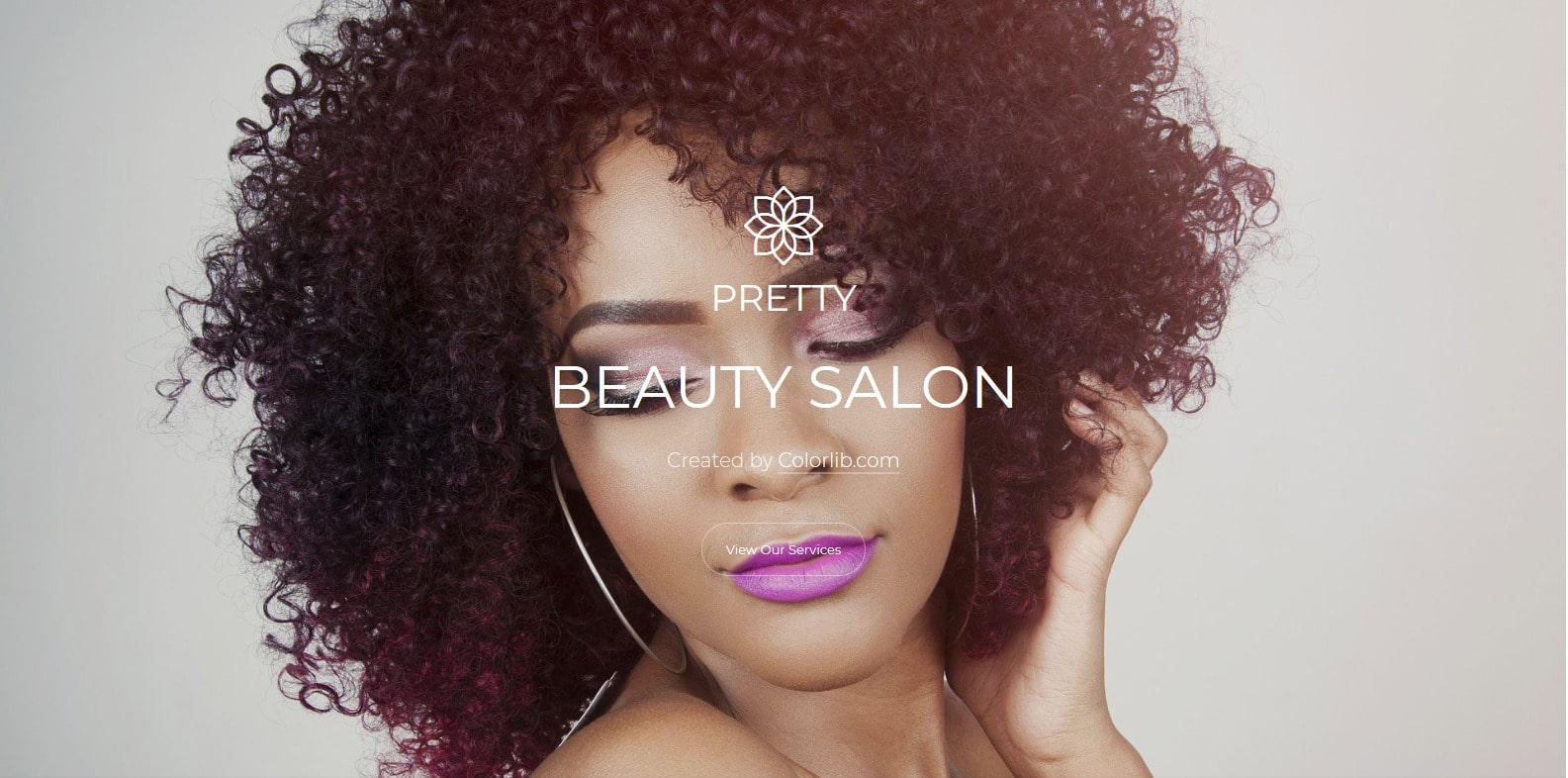 pretty-spa-salon-website-template