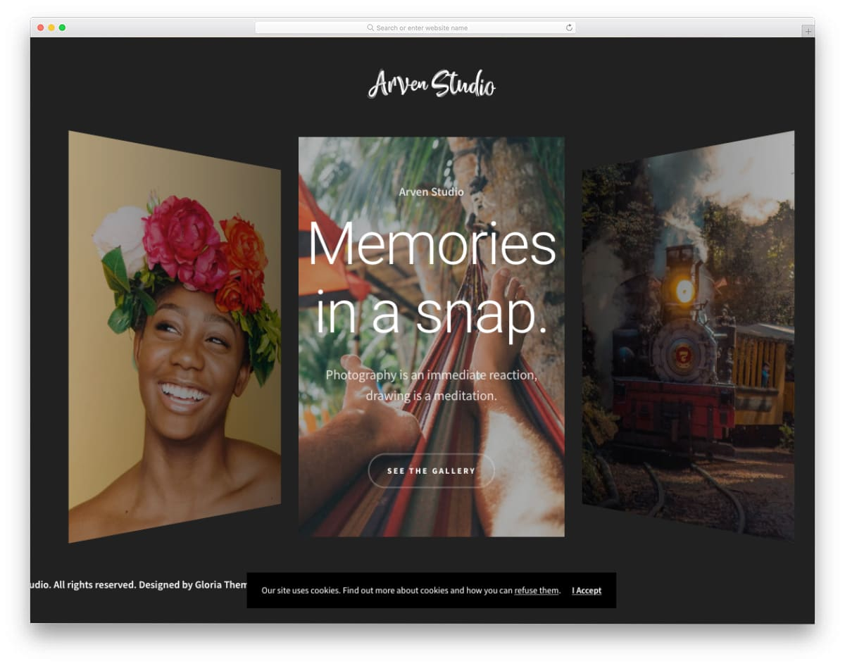bootstrap studio templates with interactive gallery