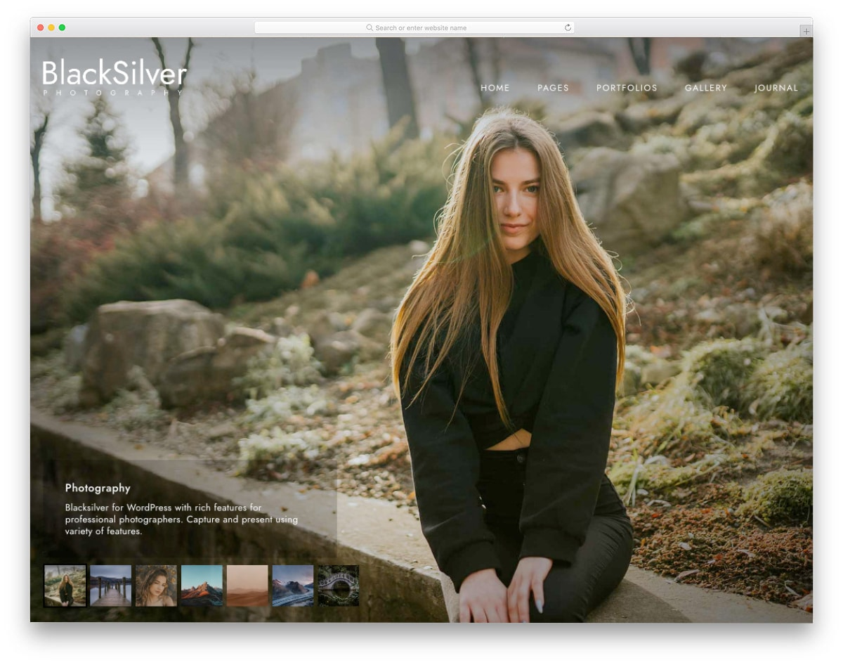 bootstrap studio templates with big image galleries
