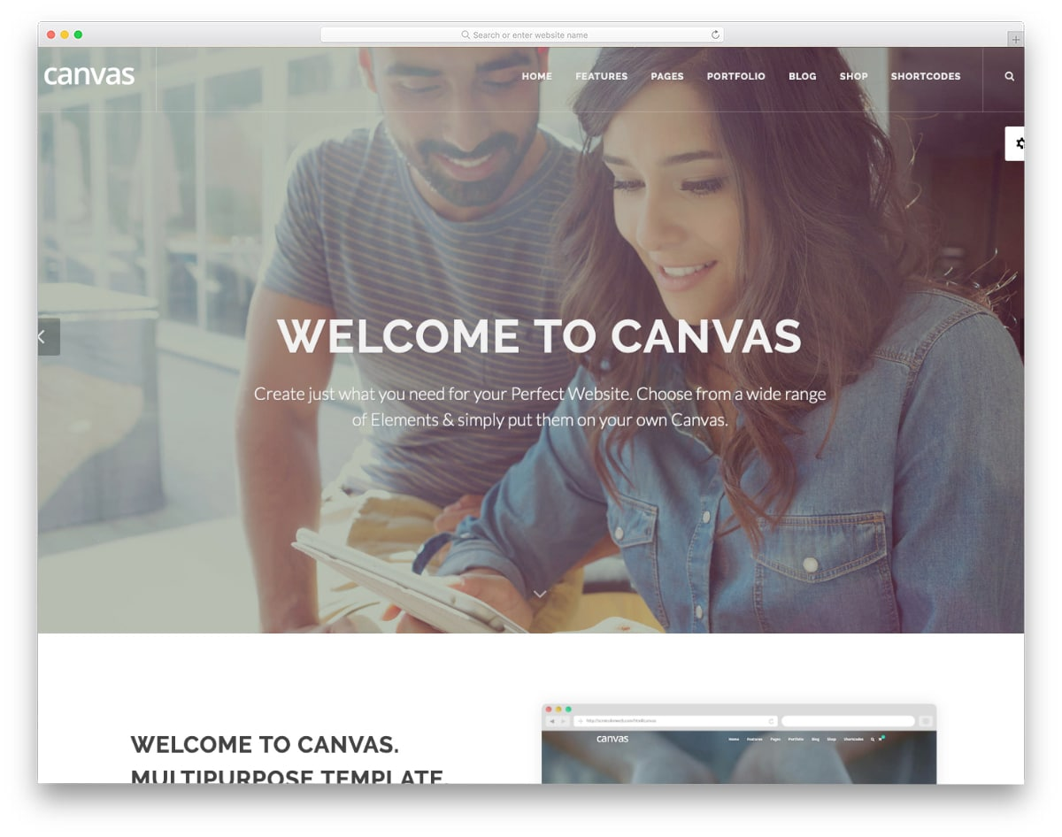 html website template with multiple demos