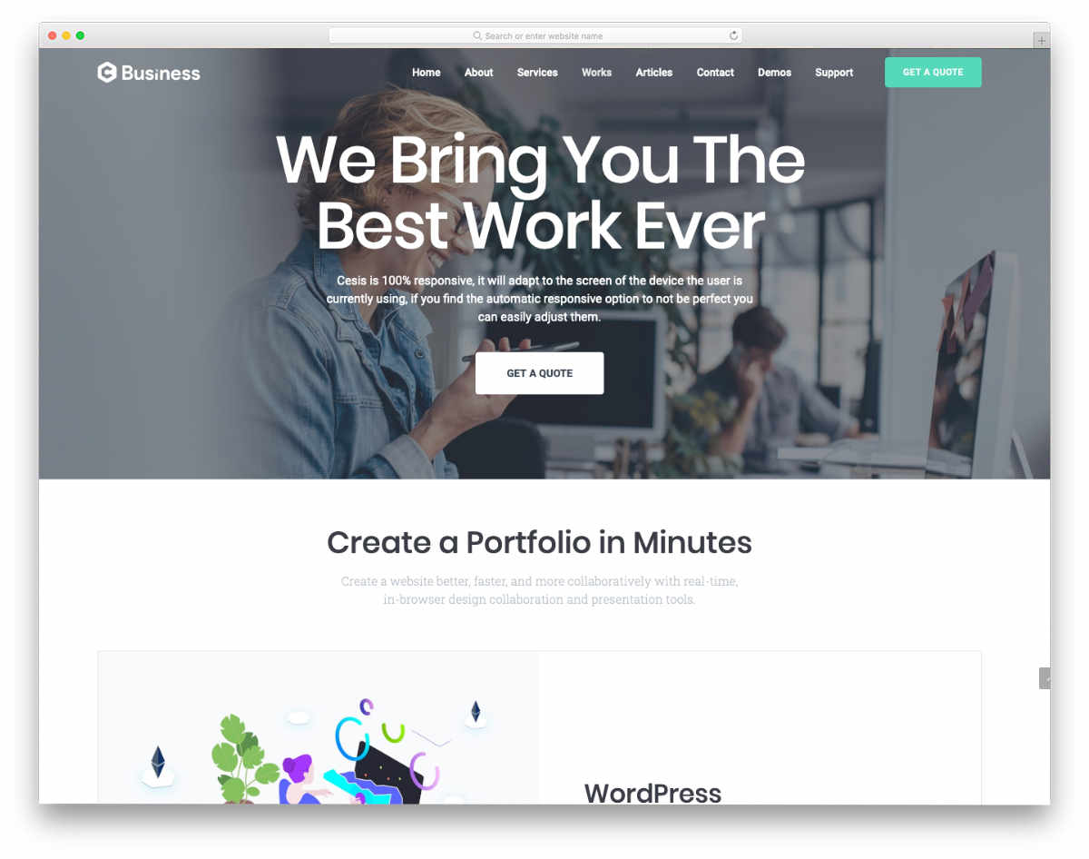 appointment scheduling website templates for modern businesses