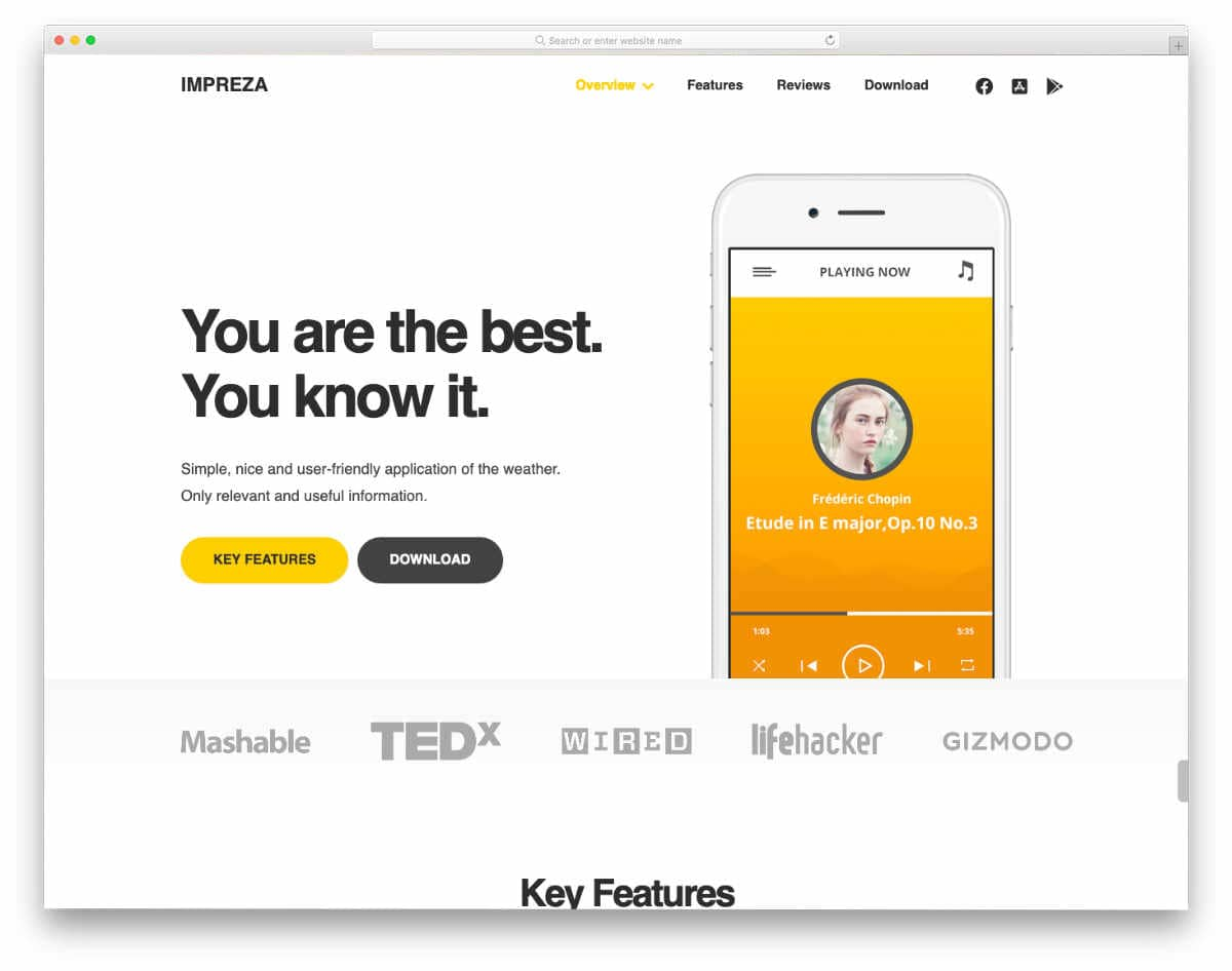 appointment scheduling website templates for app development companies