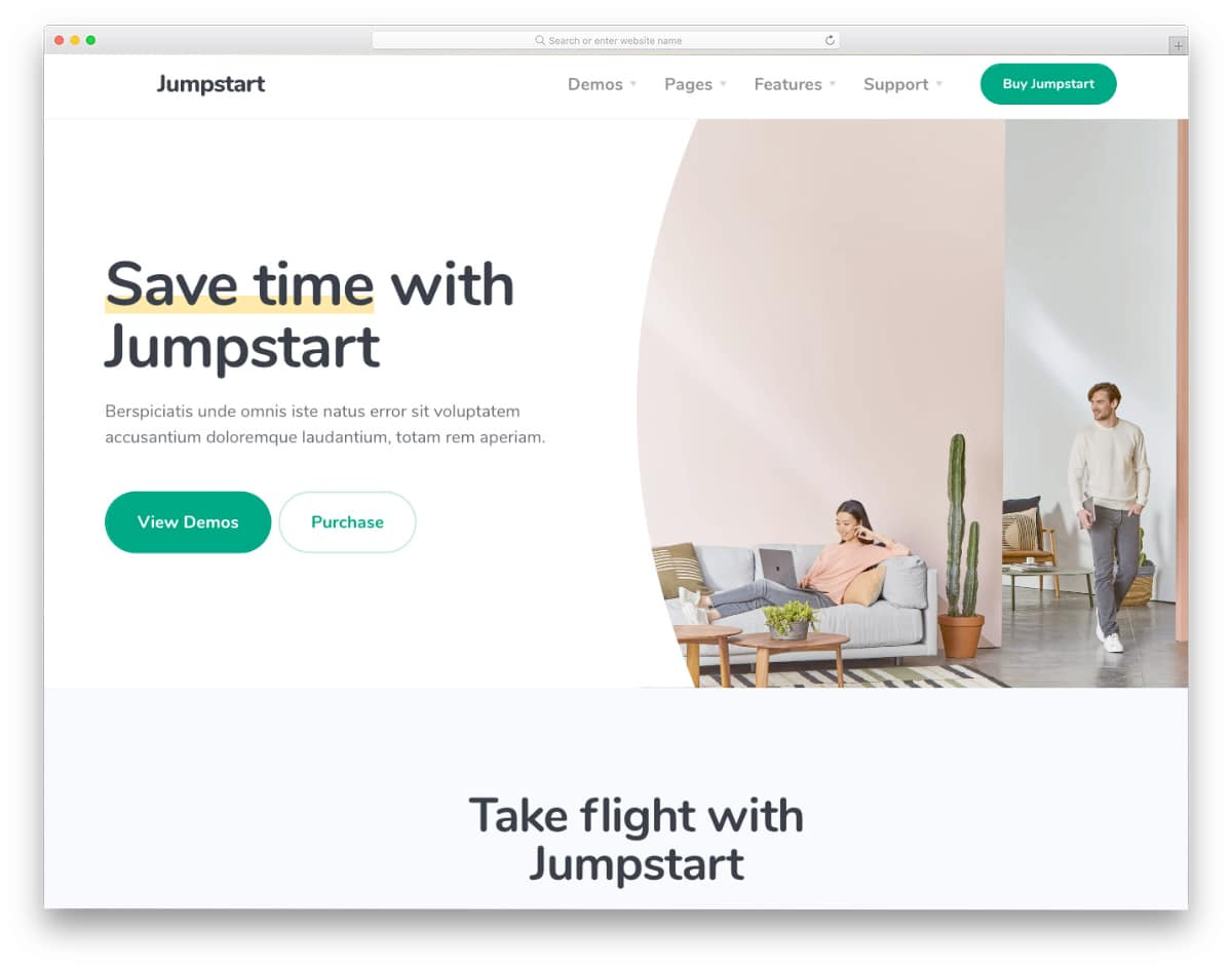 responsive HTML5 templates for creative startups