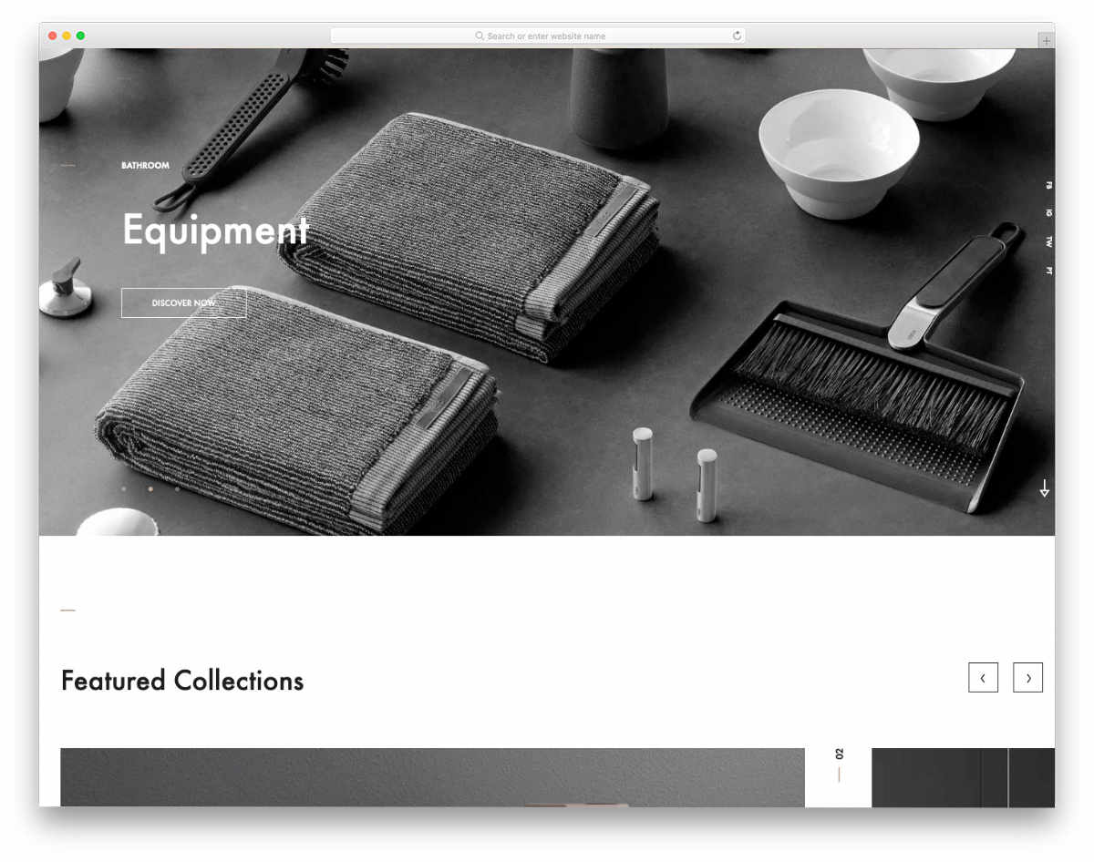 dynamic website templates for ecommerce stores
