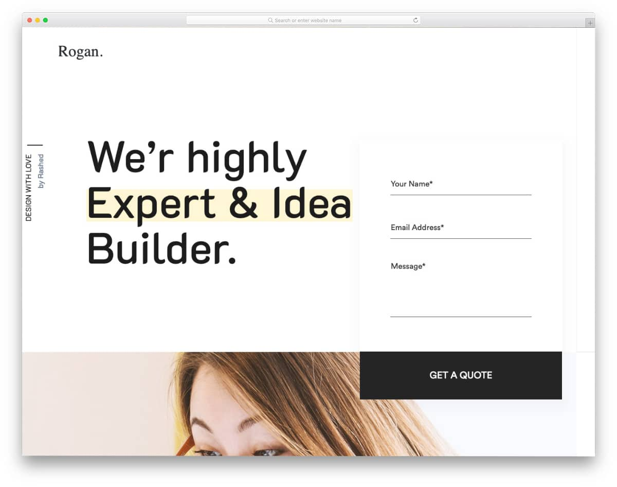 responsive HTML5 templates with flexible layout