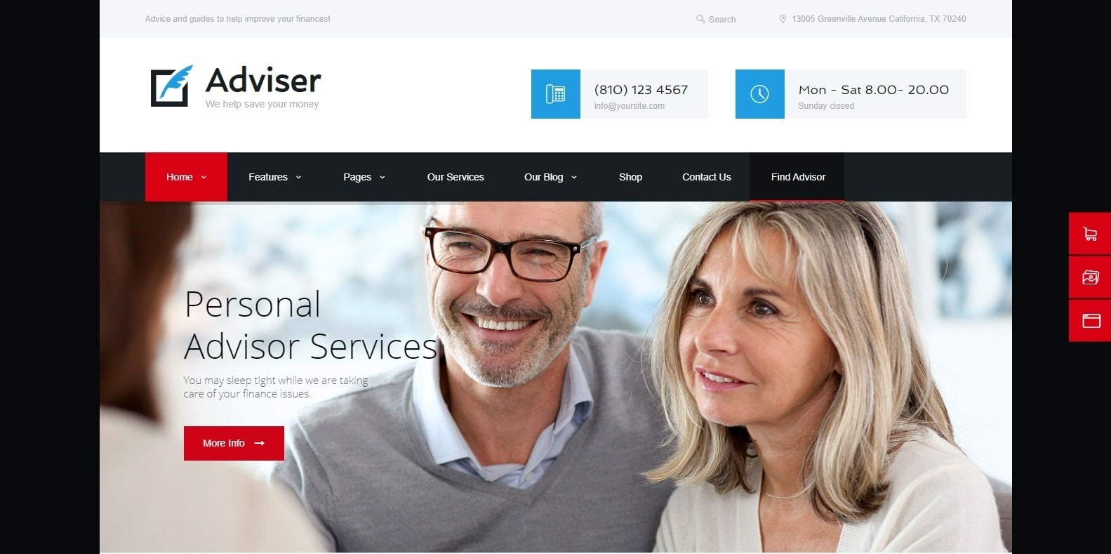 adviser-accounting-website-template