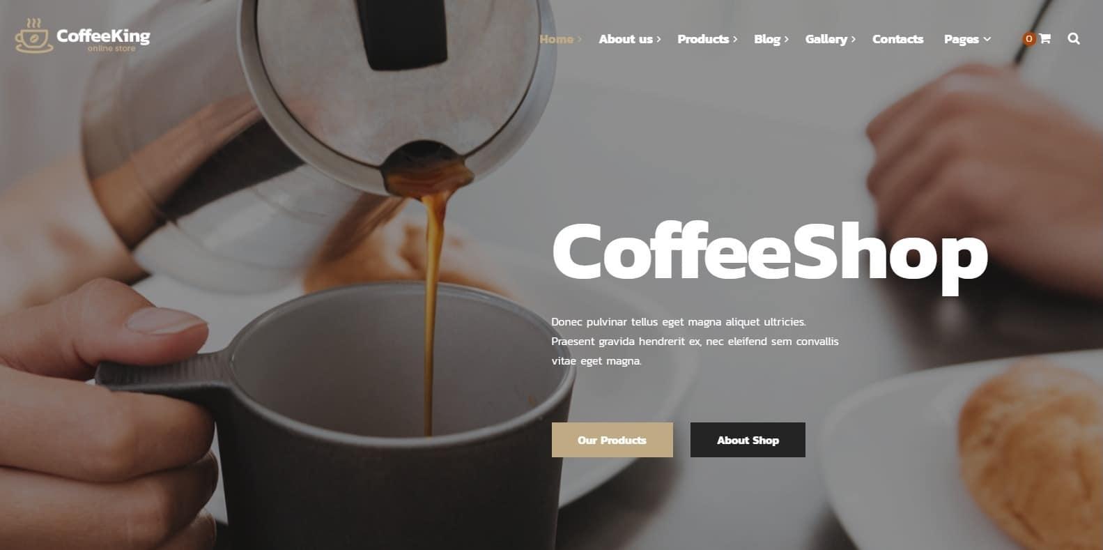 coffeeking-coffee-shop-website-template