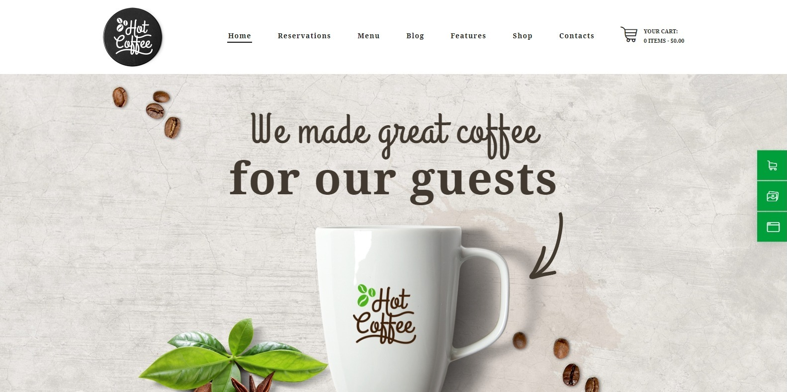 hot-coffee-coffee-shop-website-template