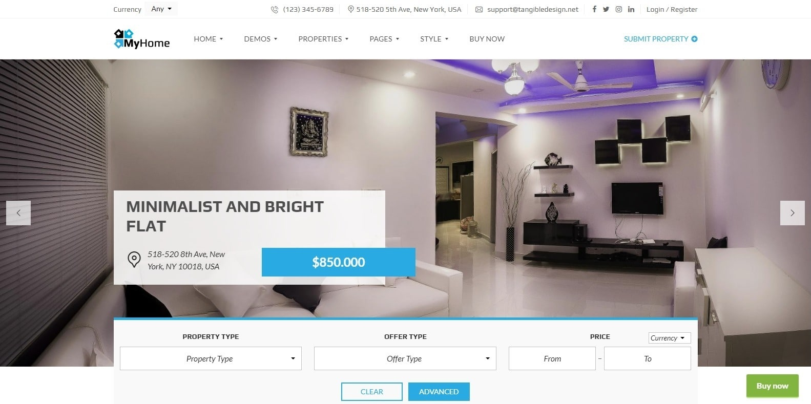 myhome-property-management-wordpress-website-template