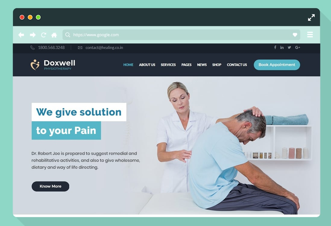 physical-therapy-website-template