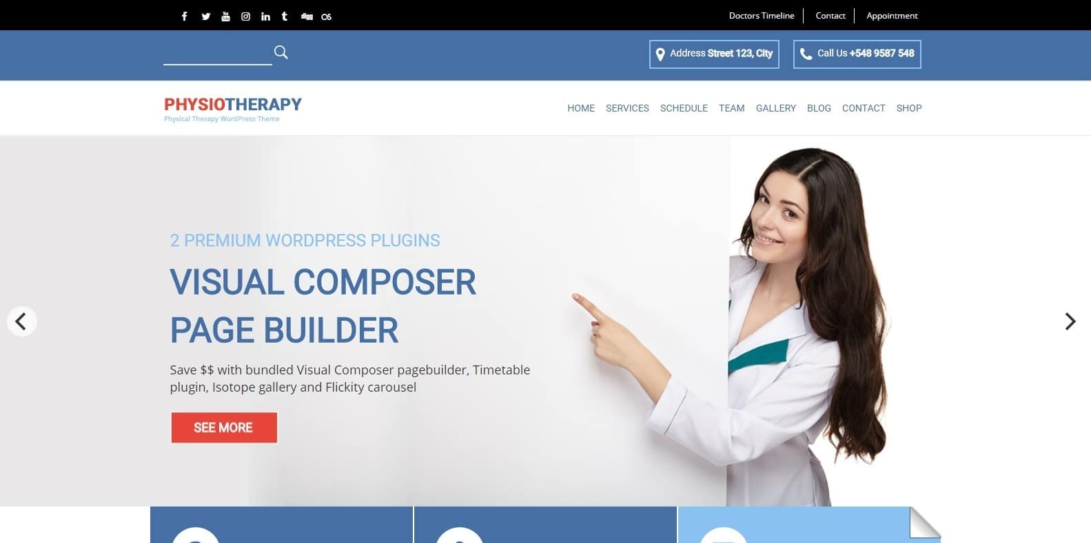 physiotherapy-wordpress-physical-therapy-website-template