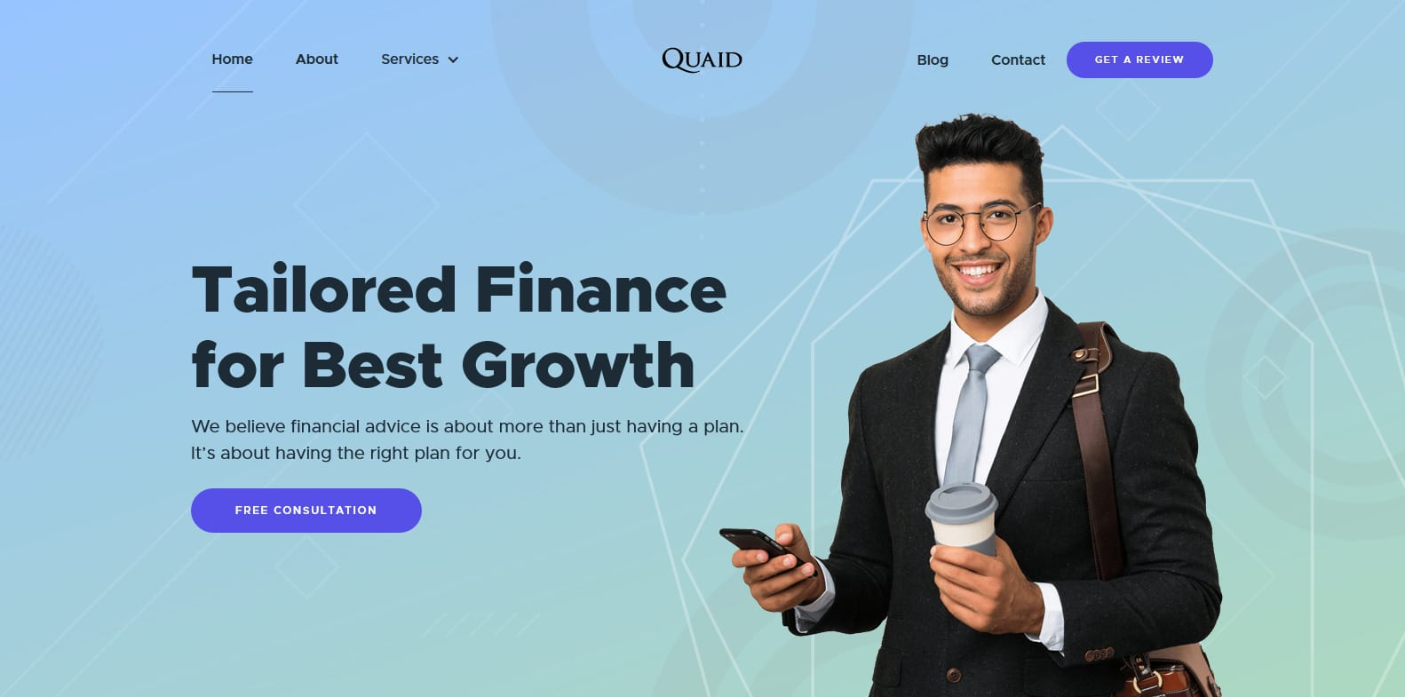 quaid-accounting-website-template