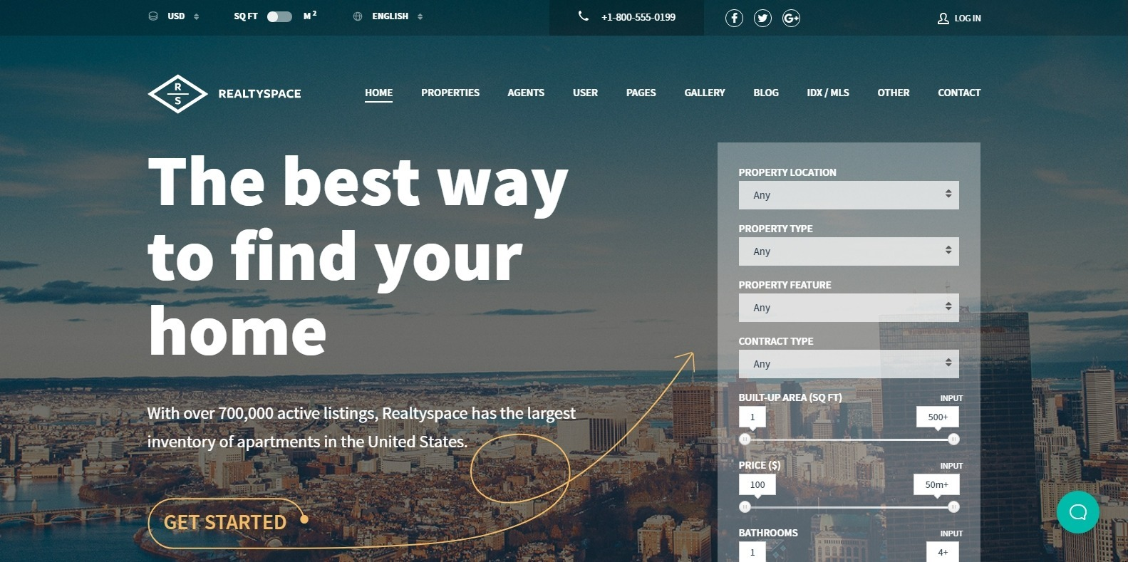 realtyspace-property-management-wordpress-website-template