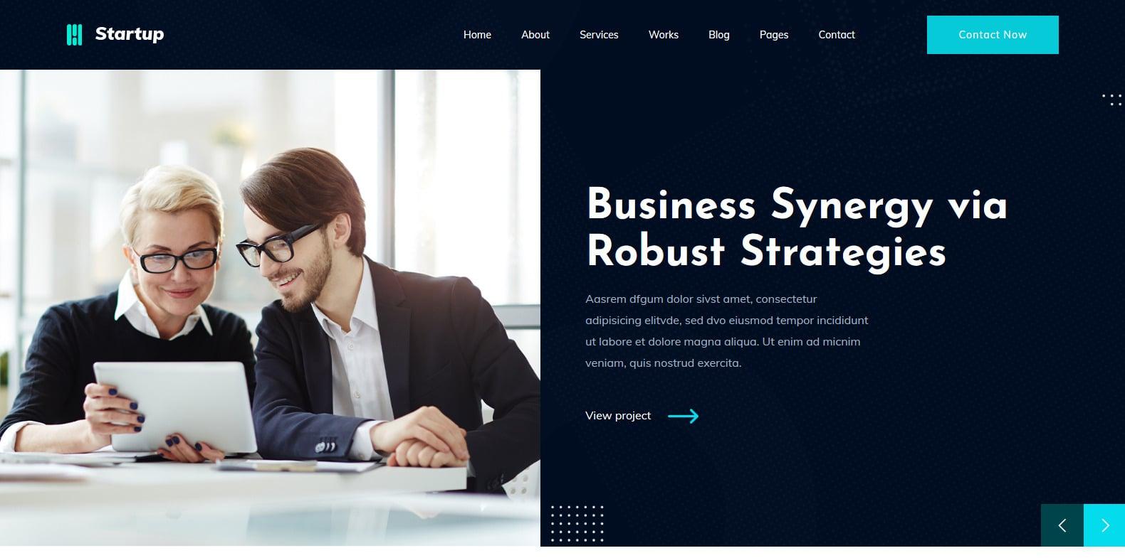 startupbusiness-startup-website-template