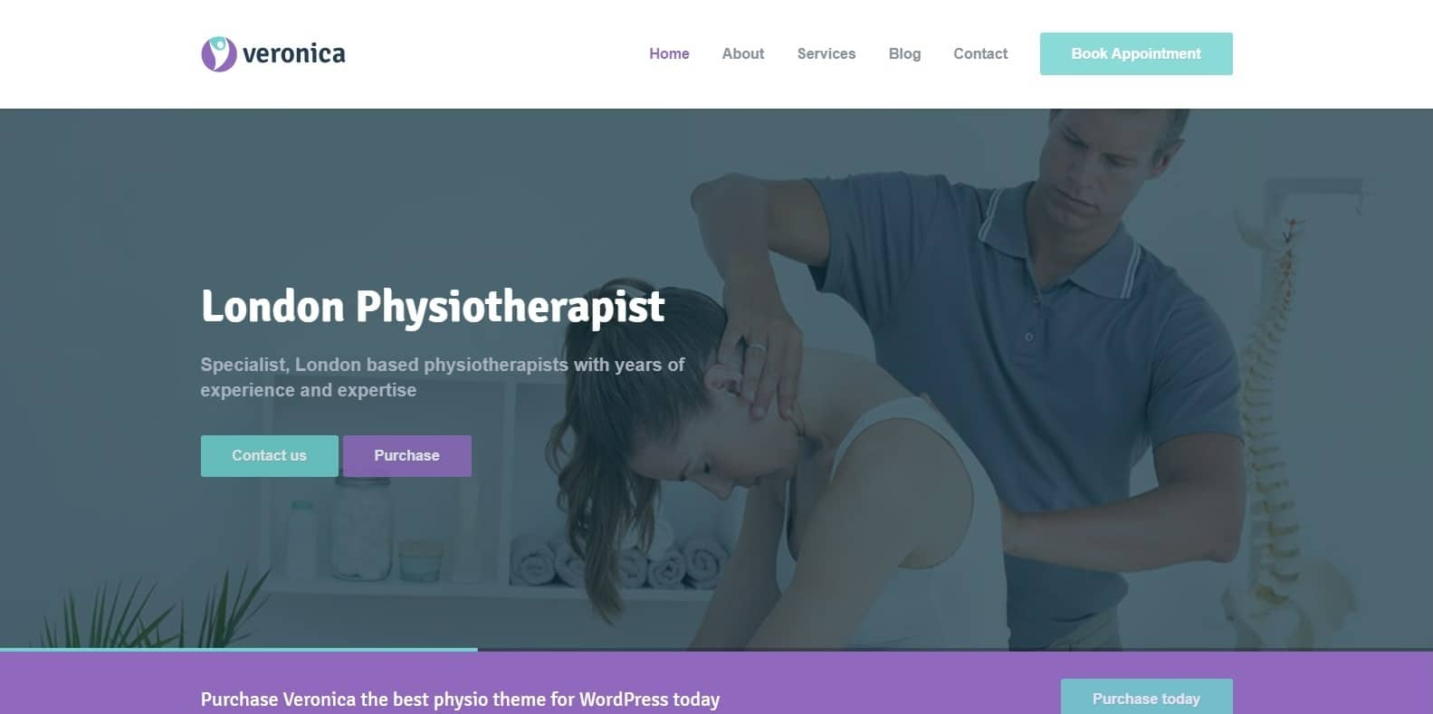 veronica-wordpress-physical-therapy-website-template