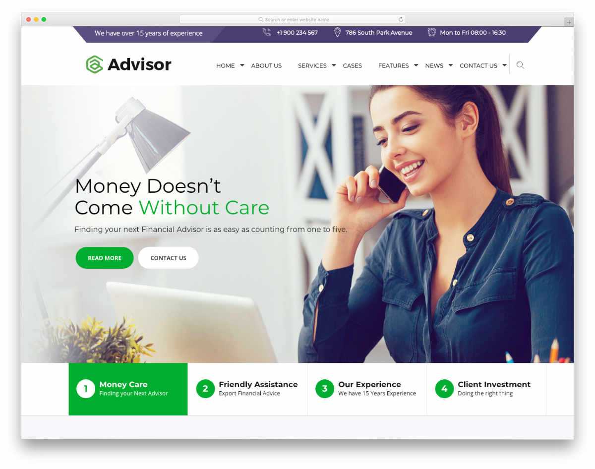 friendly credit repair website templates