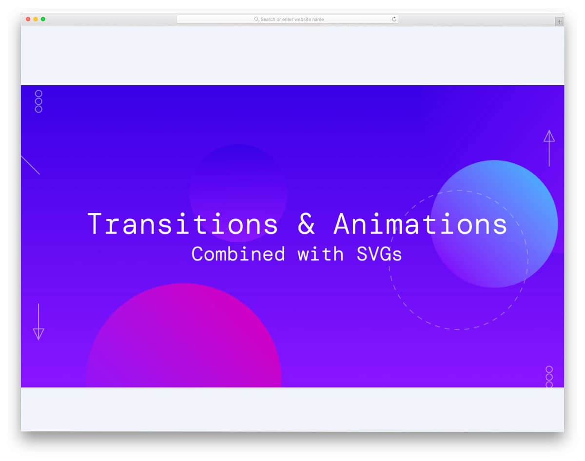 lively bootstrap background animation