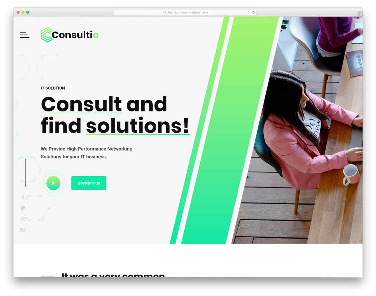 contemporary style credit repair website templates