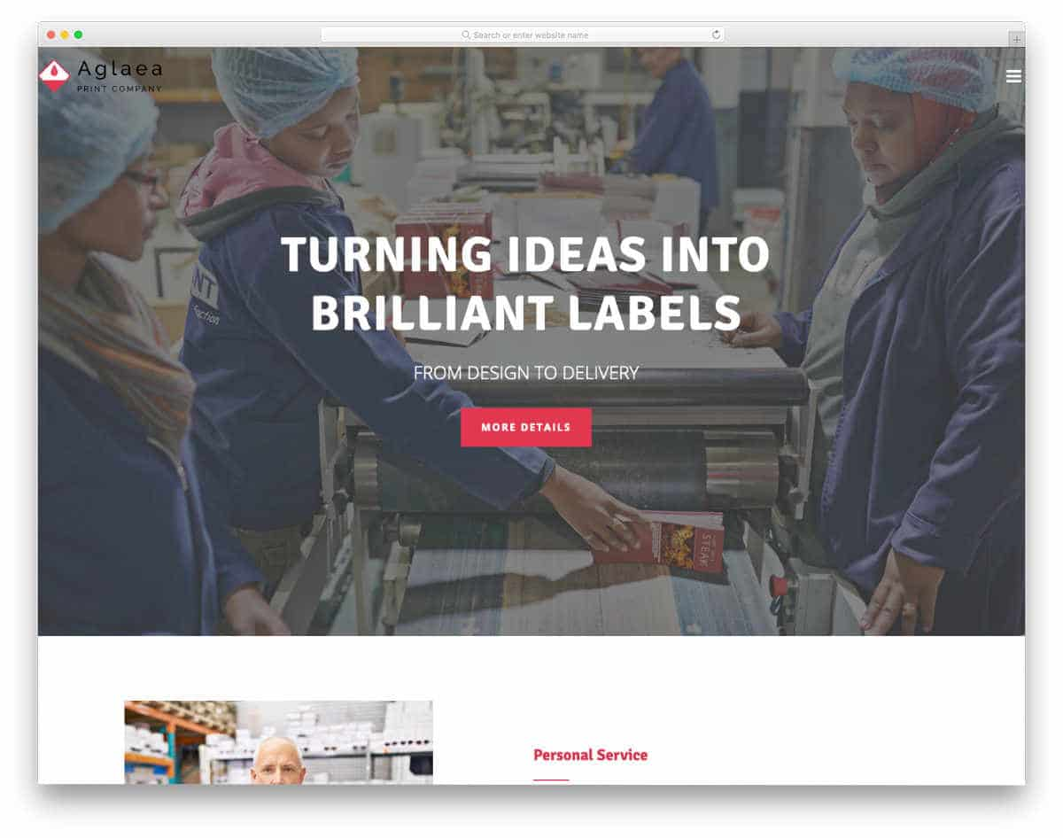 Fake Website Templates with unlimited customization options