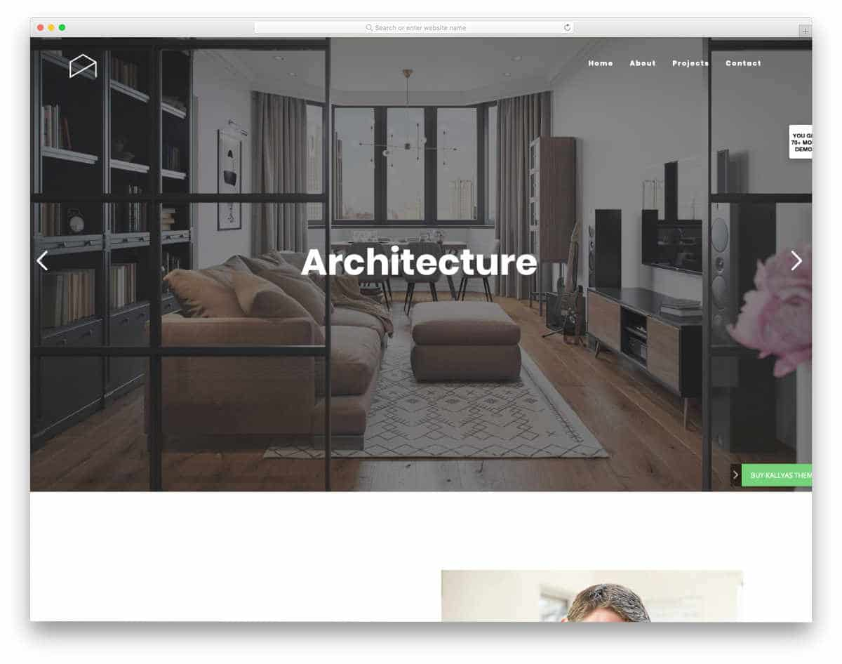 flexible and easy to edit website templates