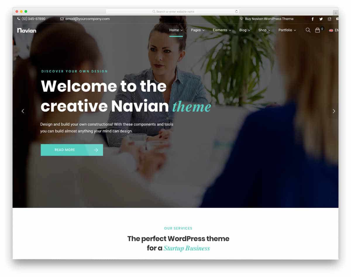multipurpose business website templates