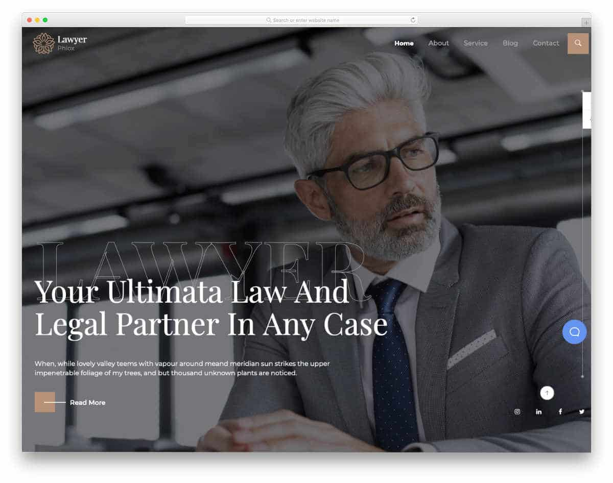 modern looking website templates for corporates