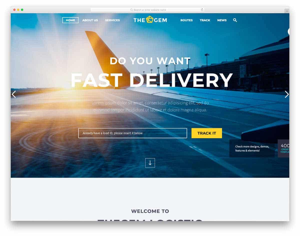 easy to edit multipurpose website template