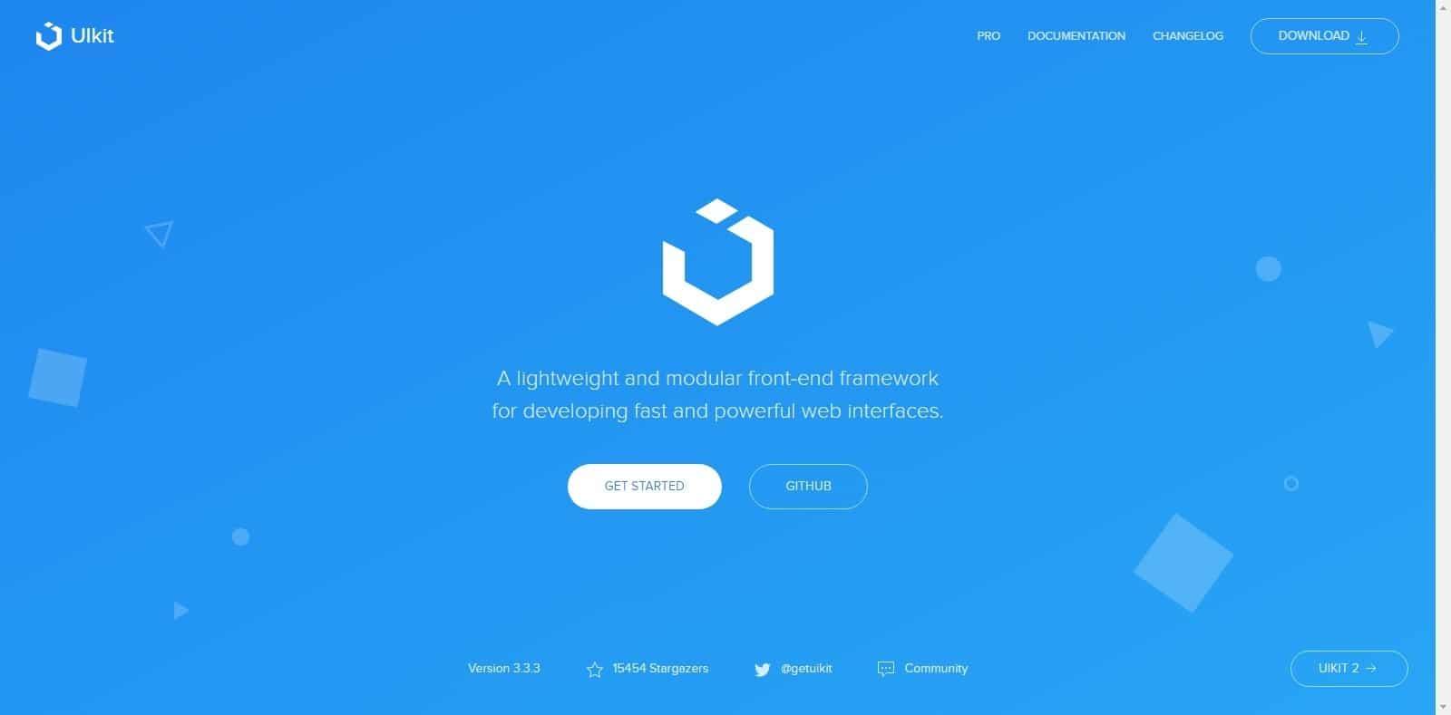 UIKit-css-framework
