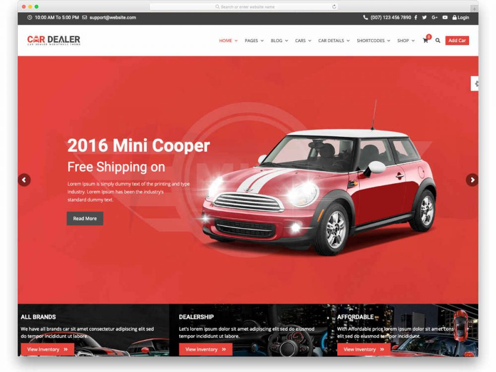 car-dealer-website-template-featured-image