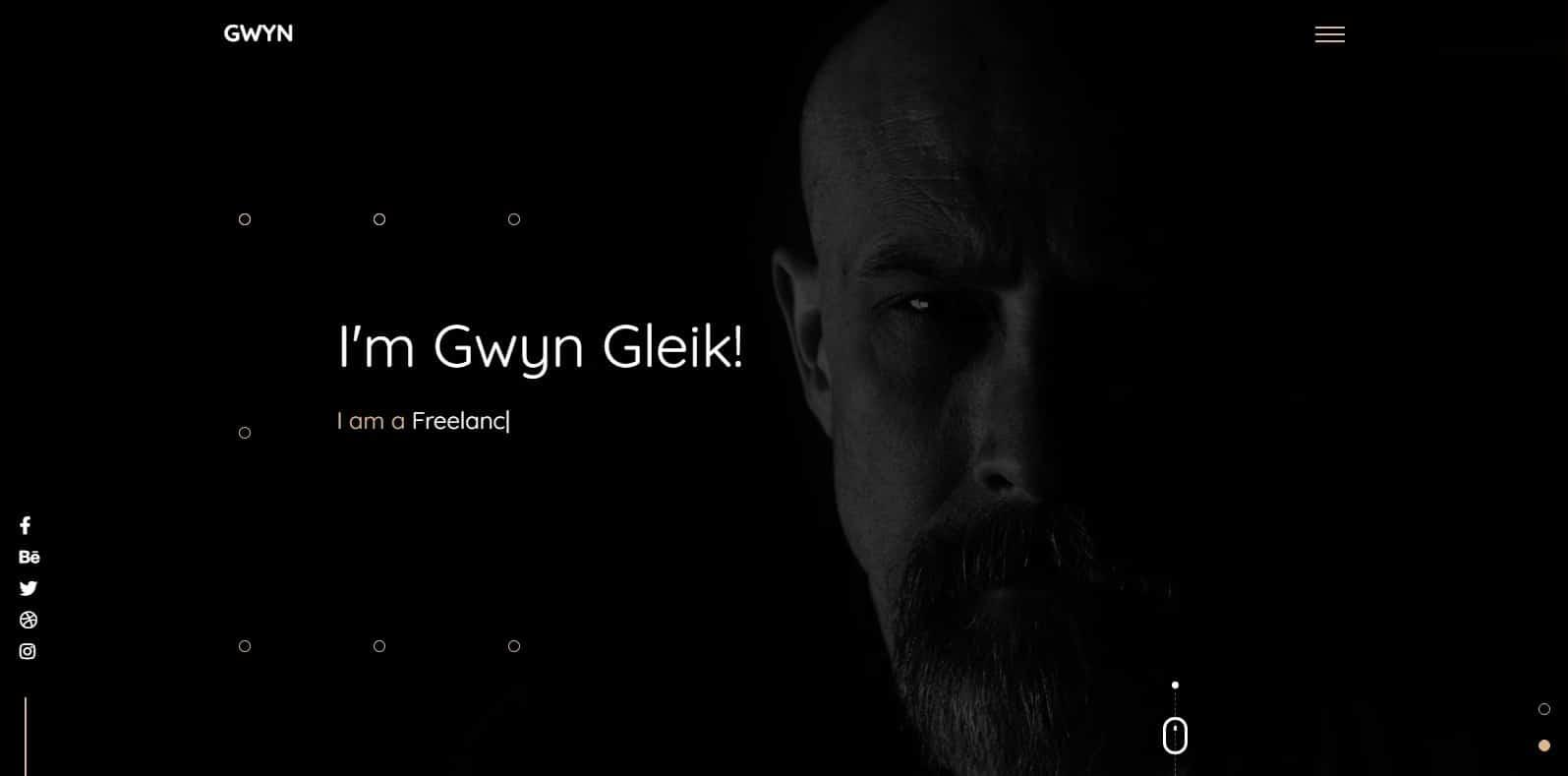 gwyn-dark-bootstrap-template