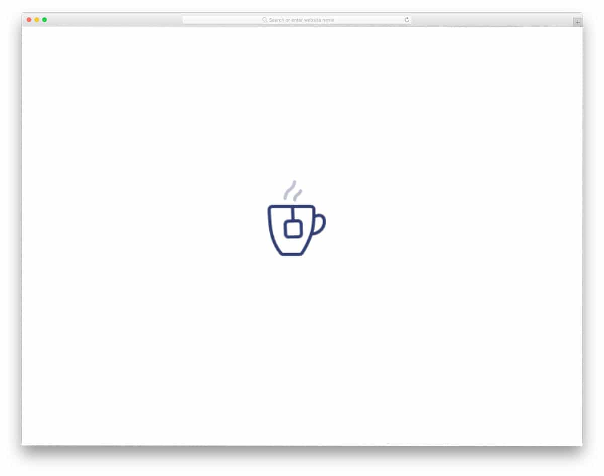 css loading animation for coffee restaurants