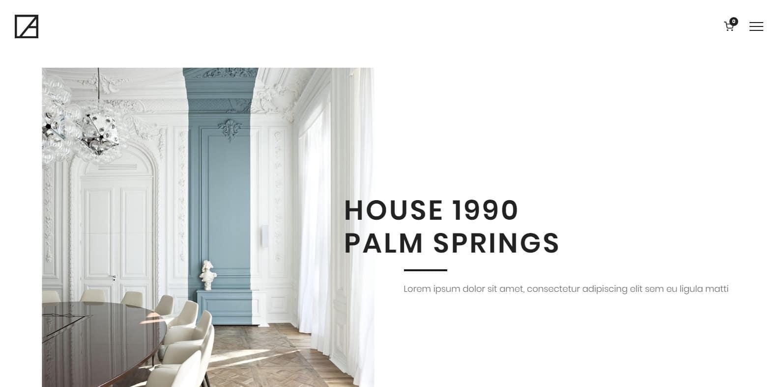 architekton-home-staging-website-template
