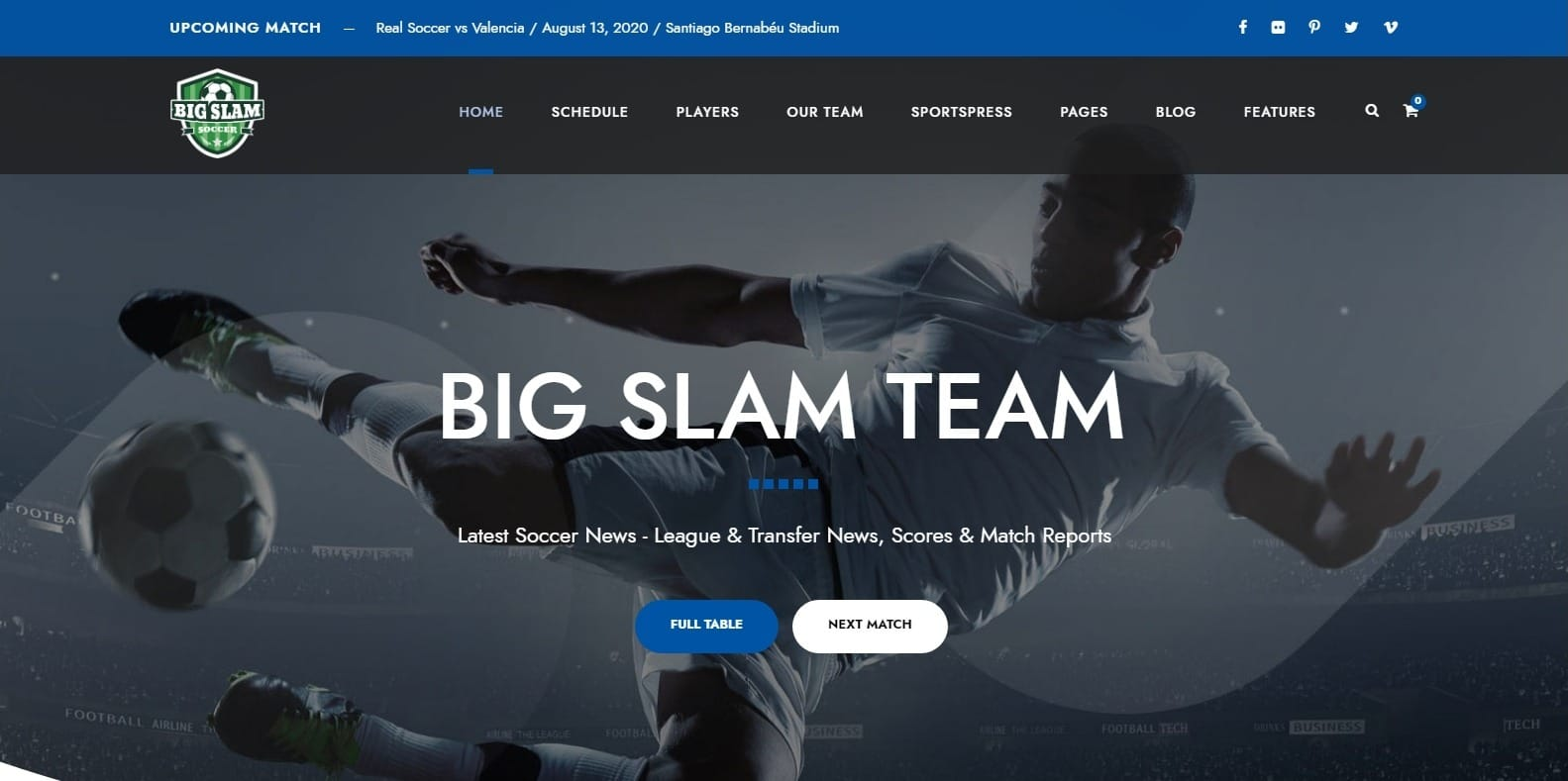 big-slam-softball-website-template-wordpress