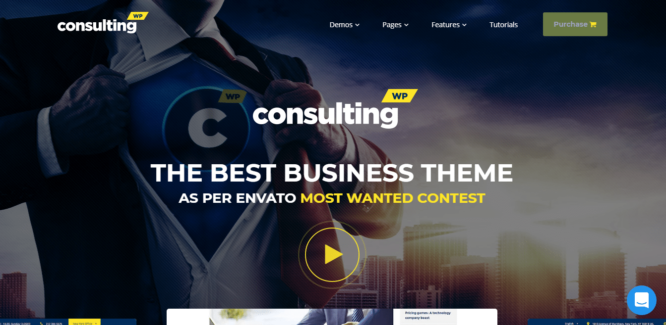 consulting-mortgage-website-template