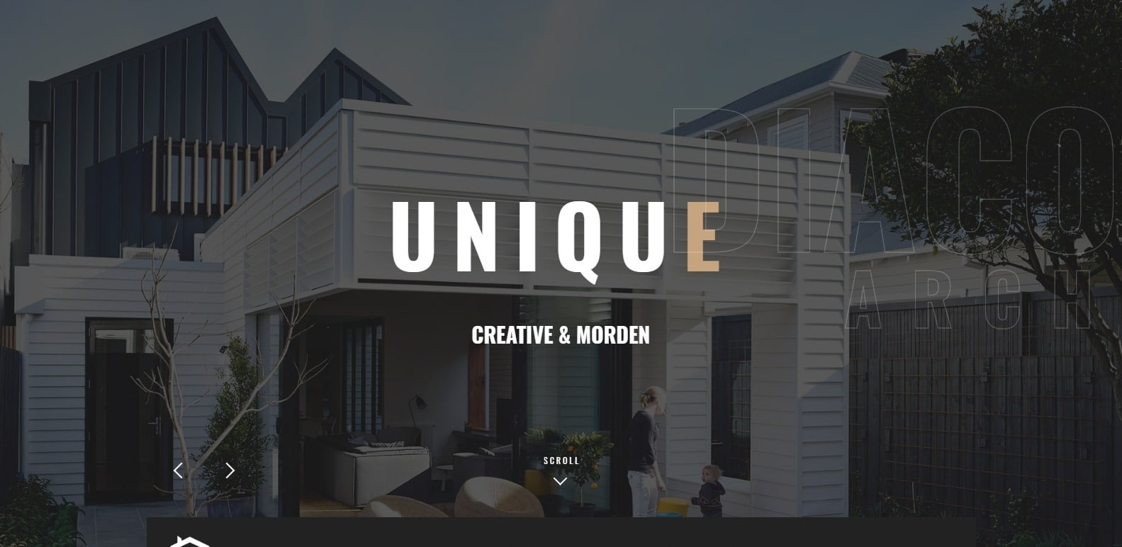 diaco-home-staging-website-template