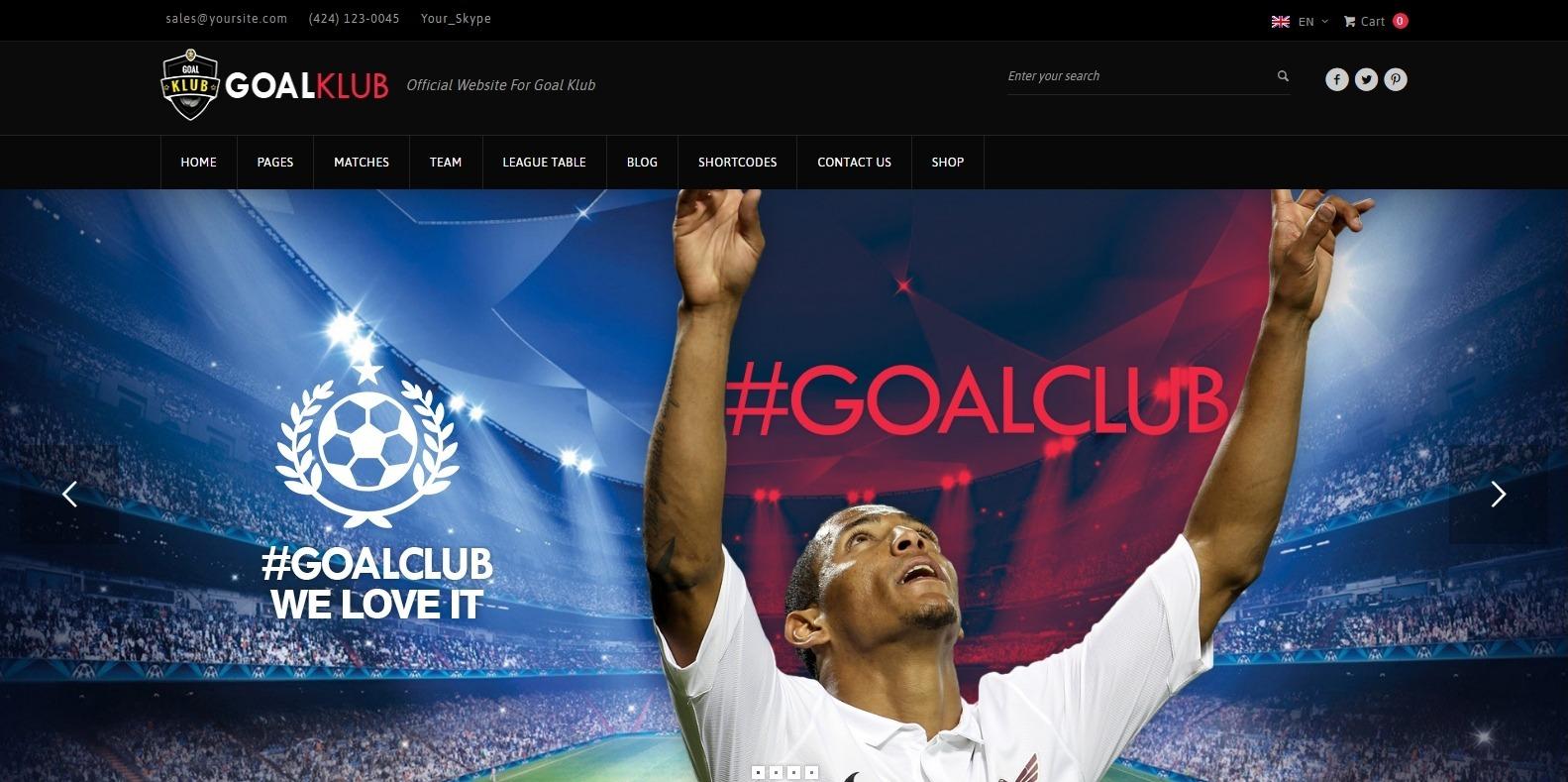 goalclub-softball-website-template-wordpress
