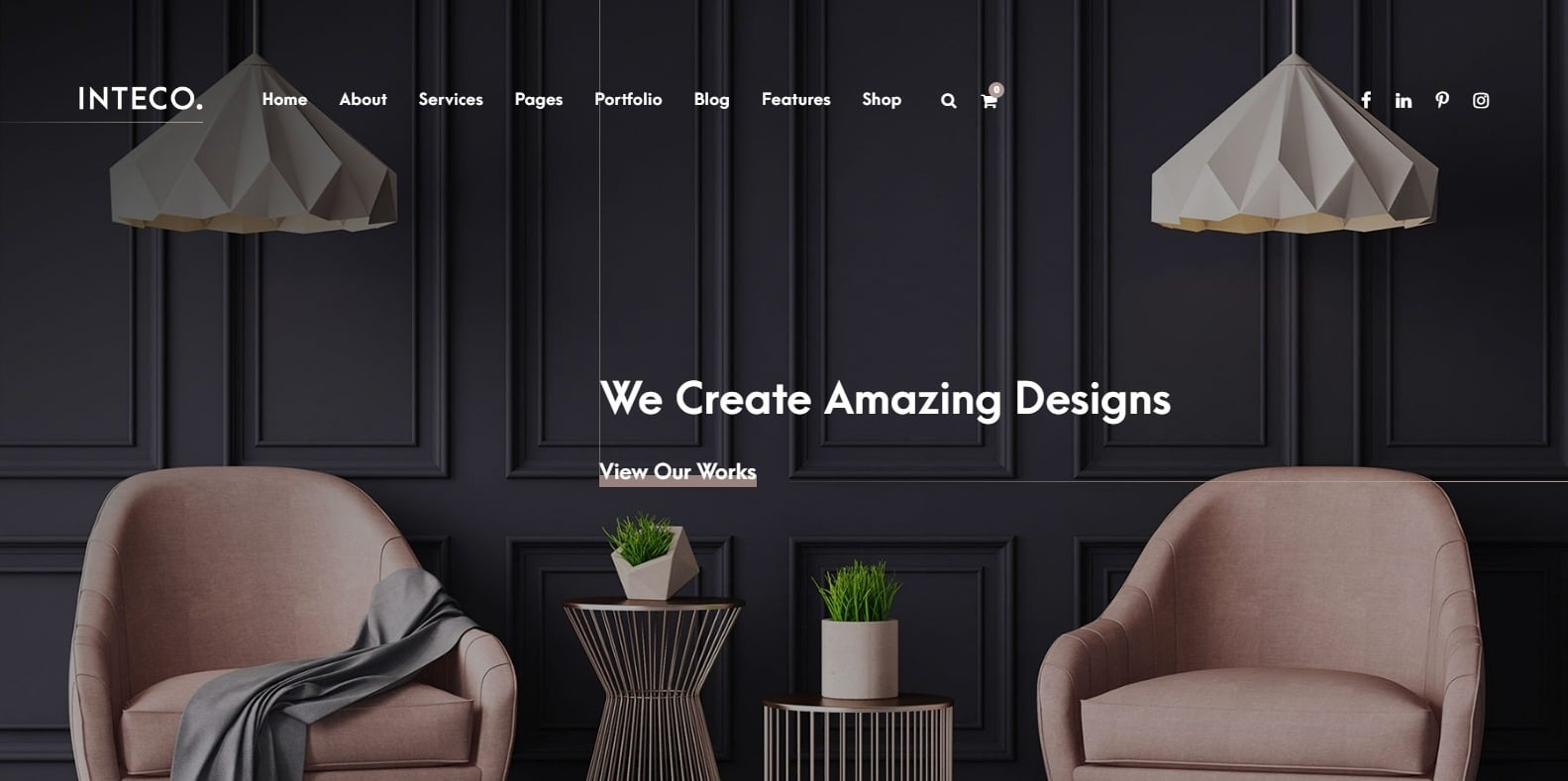 inteco-home-staging-website-template