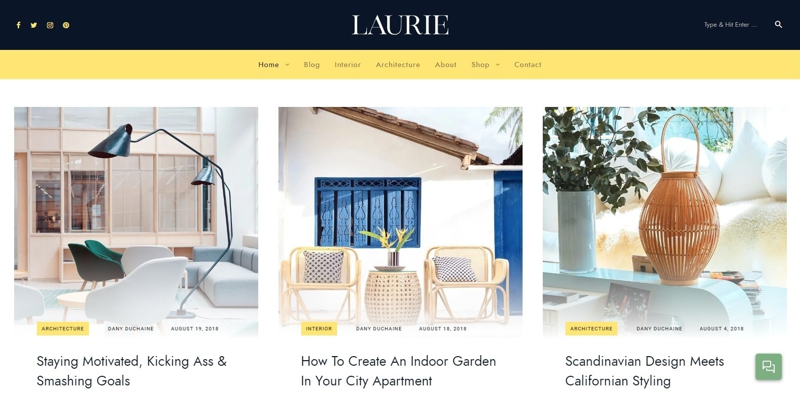 laurie-home-staging-website-template